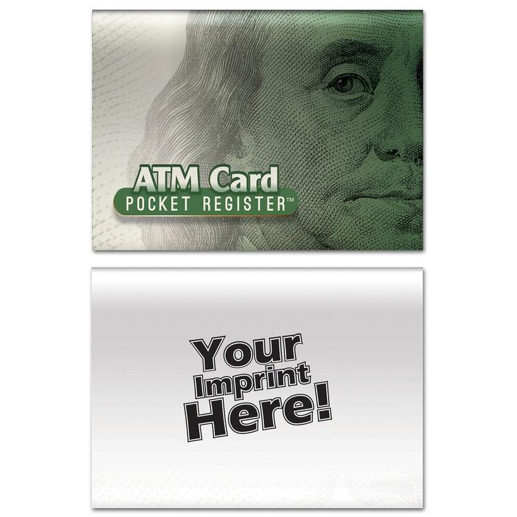 ATM Pocket Register - Money