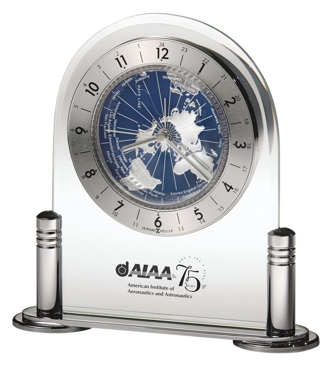 Howard Miller Discoverer tabletop clock