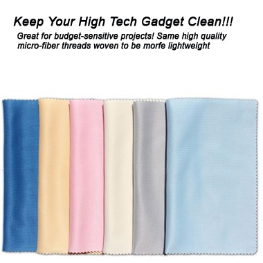 Silky Style Micro-fiber Cleaning Cloth