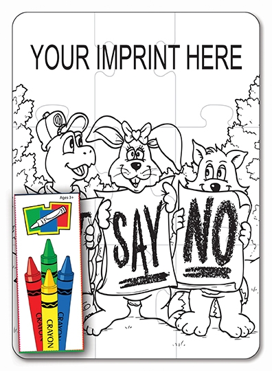 Drug, Alcohol & Crime Prevention | Product Catalog | Coloring Book ...
