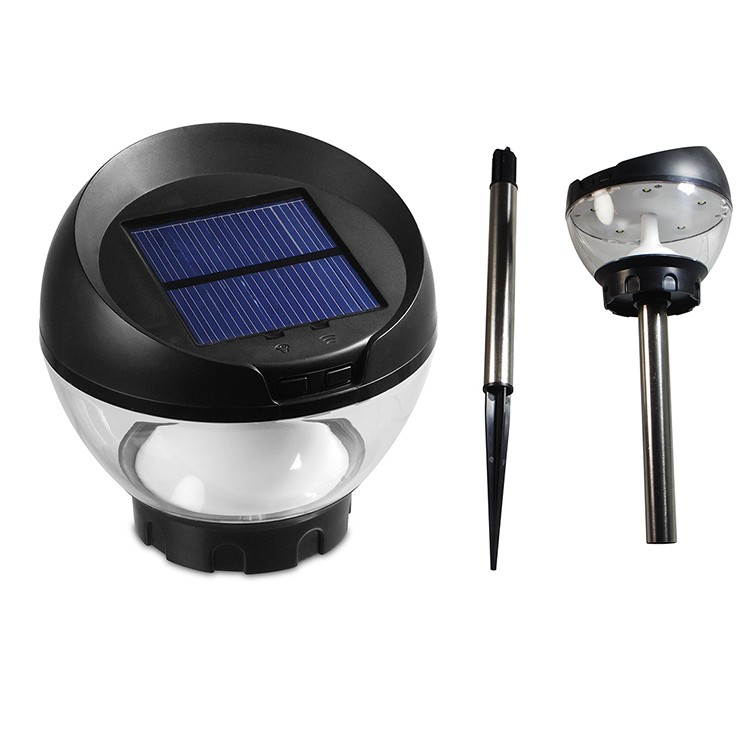 9361SL - Solar Lawn Light with Mosquito Repeller