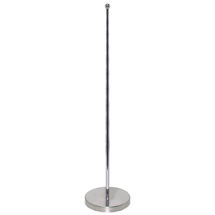 Metal Telescoping Flag Pole for 1 Flag