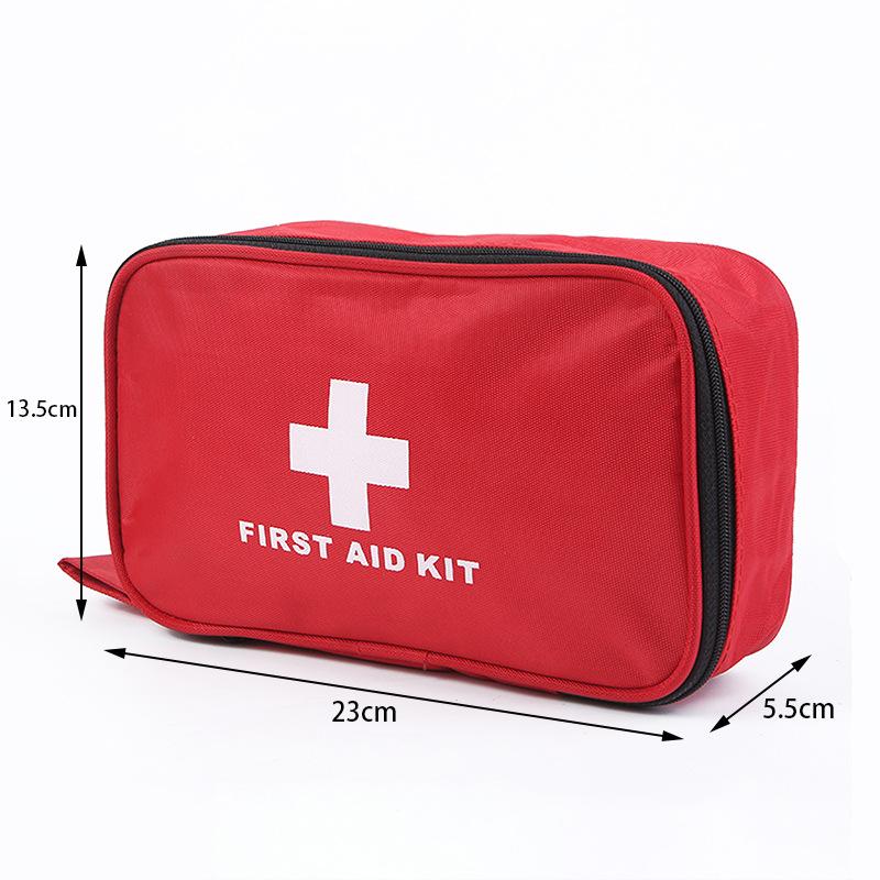 Mini Portable First Aid Kit Bag