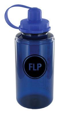 34 oz. Blue Mckinley Aleutian Sports Bottle