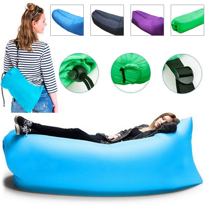 Air Lounger Couch/ Inflatable Air Sofa