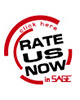 Sage - Rate Us Now