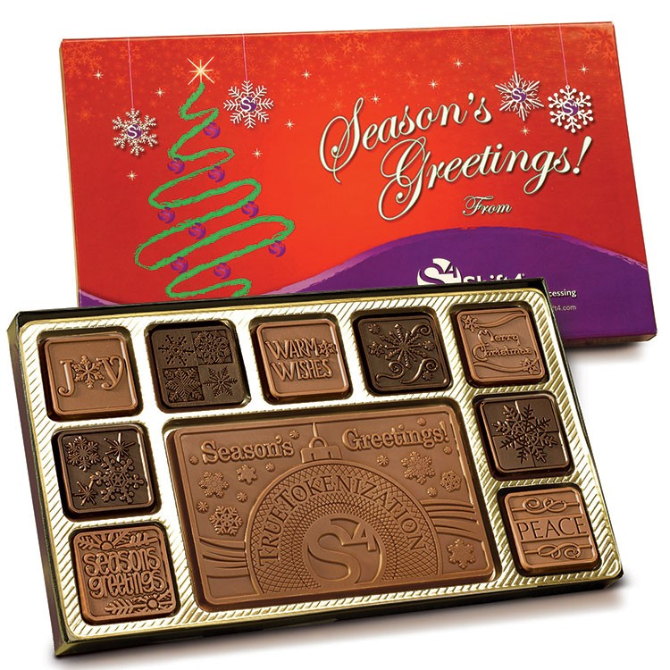 19-Piece Chocolate Assortment