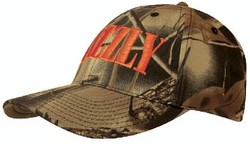 Baseball Cap, Embroidered, Camouflage