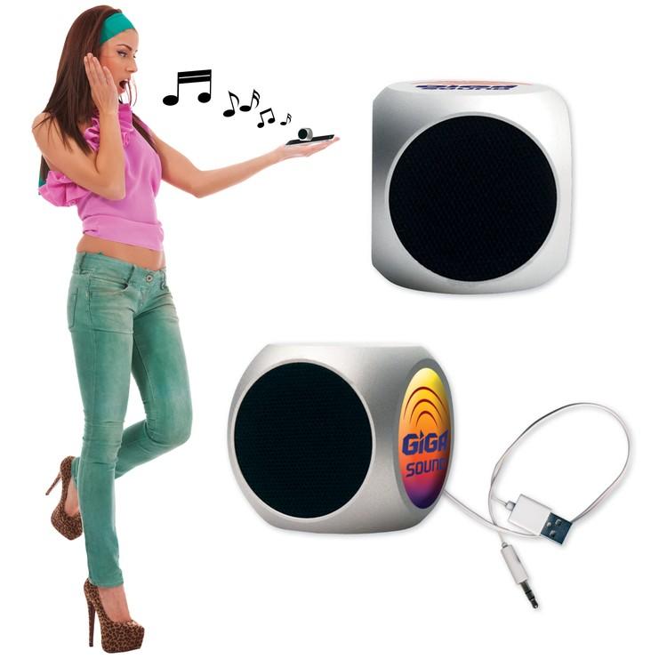 AudioStar™ A24 Cube Speaker