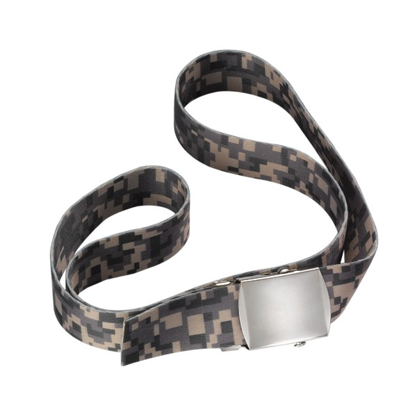 1 1/4 Dye Sublimated Belt w/ Slide Buckle