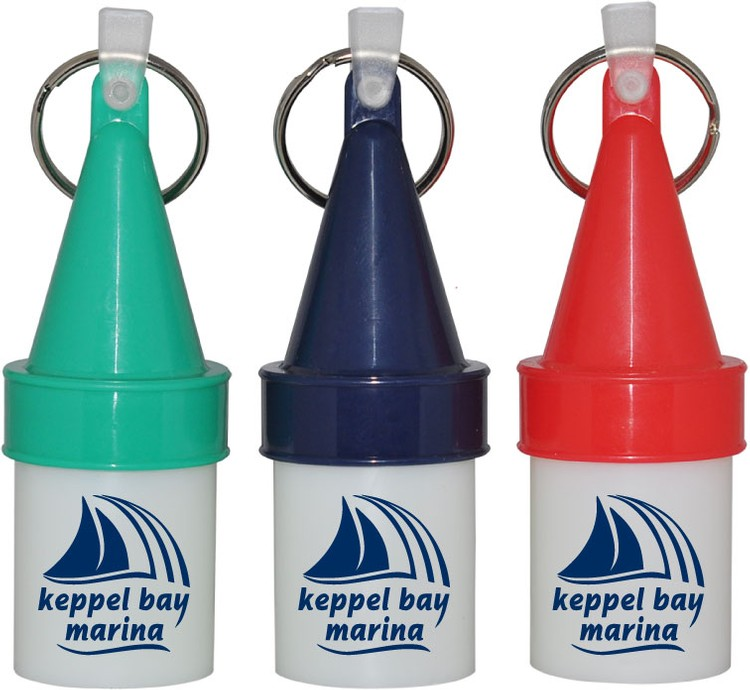 Buoy Floating Key Tags