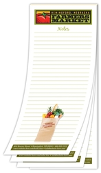 Scratch Pad / Notepad - 25 Sheets - 3.5x8.5