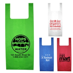 """22 1/2"""" H x 16 1/2"""" W - 40GSM Everyday Grocery Bag"""