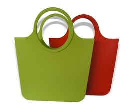 Silicone Shopping Tote Bag