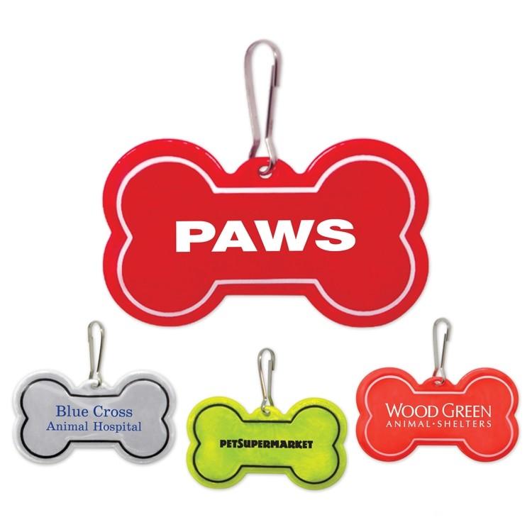 Reflective Dog Tags