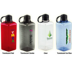 Diamond Polycarbonate Bottle - Drinkware