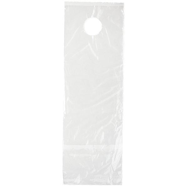 Plastic Door Knob Bag - 5 x 15