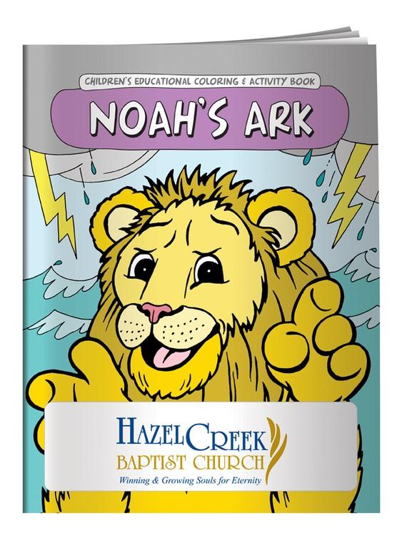 Children S Coloring Book Noah S Ark Cb1069
