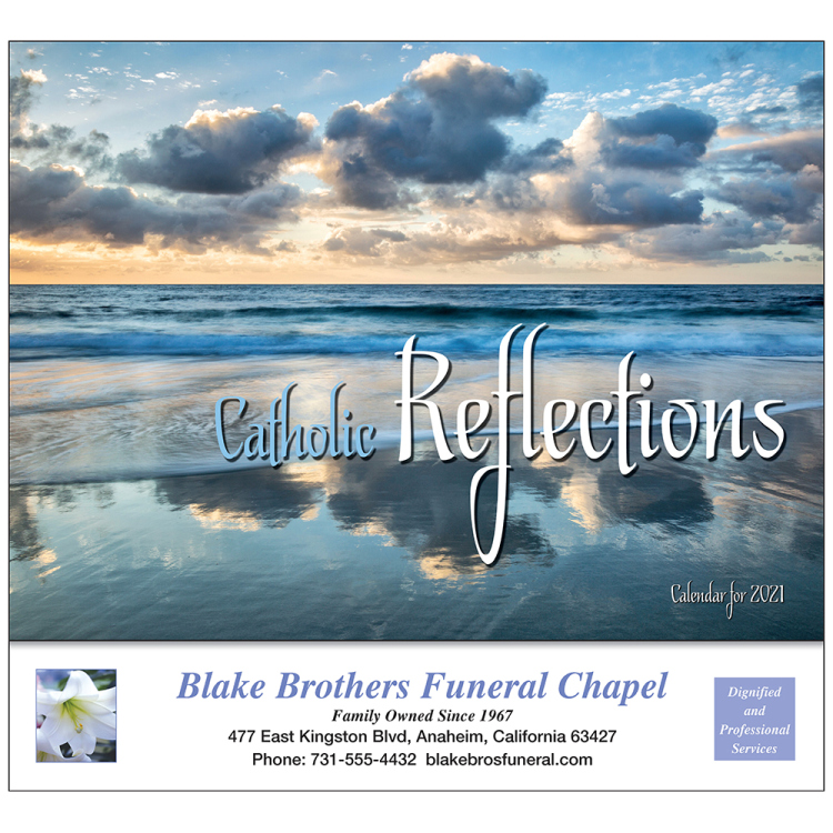 Catholic Reflections appointment calendar