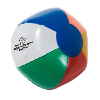 12 Inflatable Beach Ball