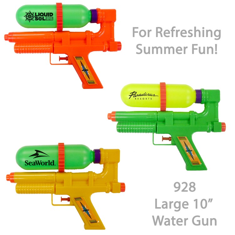 10 Water Gun Aqua Shooter with Tank