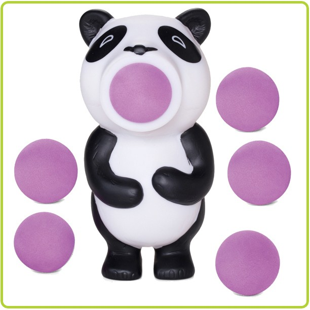 Panda Popper Toy / bears / zoo / zoo's / endangered species / panda bear