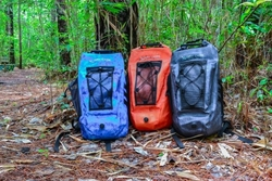 Waterproof Sports Backpack - The Basin