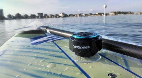 Waterproof Bluetooth Speaker - DryVIBES