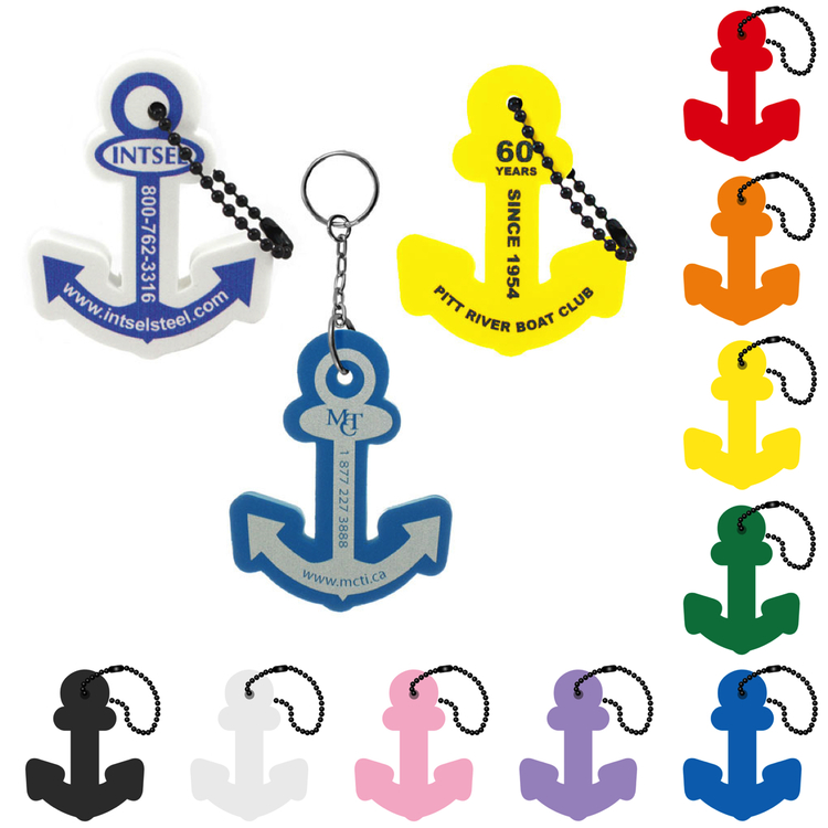 Anchor Key Tag