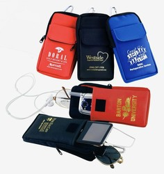 Eyeglass/iPod/Cell Pouch - iCase, eyeglass/iPod/cell