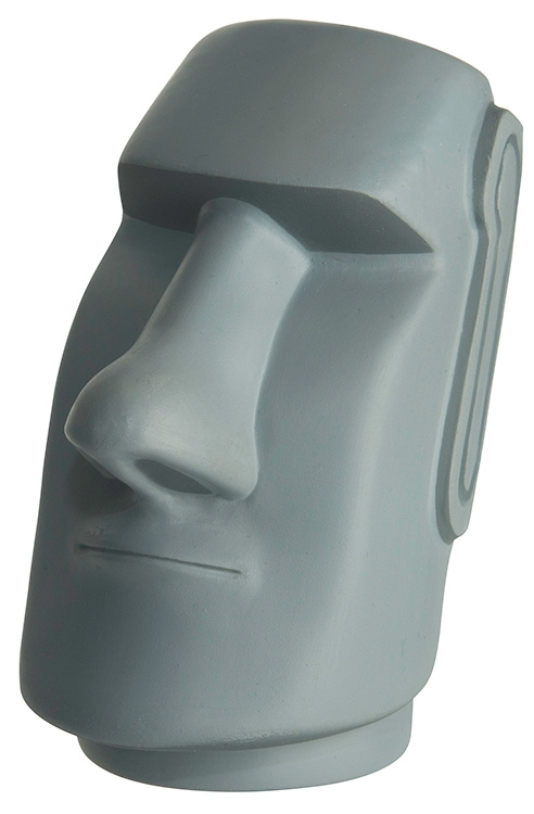 Easter Island Head Squeezies Stress Reliever