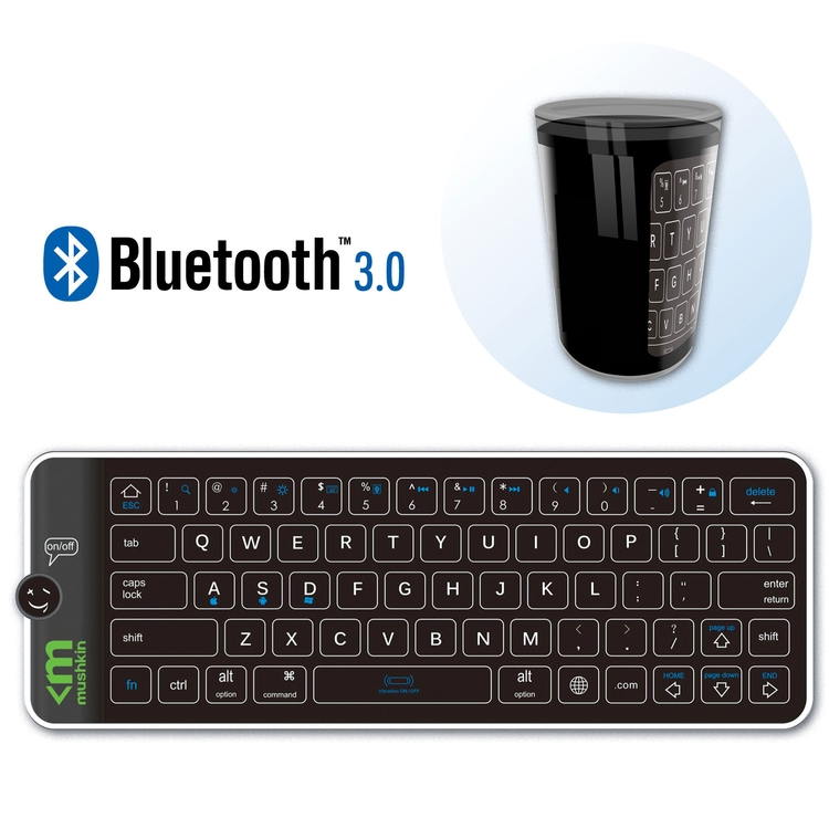 All-In-One® Bluetooth Keyboard