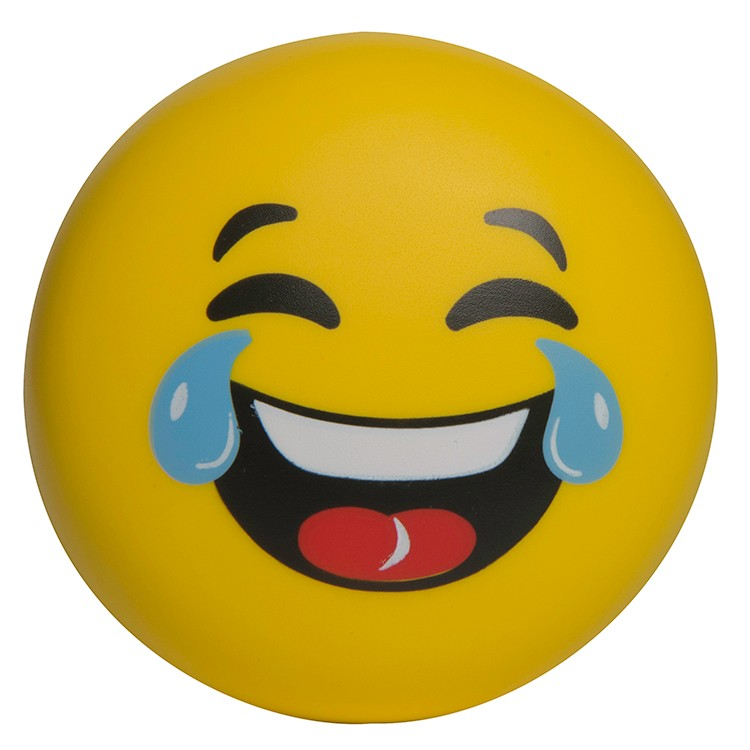 LOL Emoji Squeezies Stress Reliever