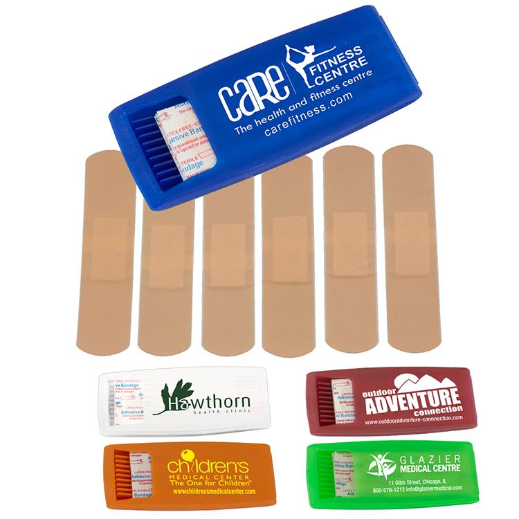 6 pc Bandage Dispenser