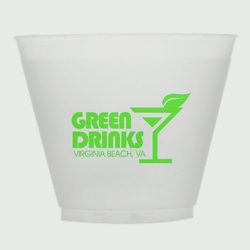 Unbreakable Cups-9 oz. Frosted Old Fashioned