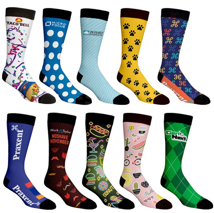 Sublimated Socks | Limelight