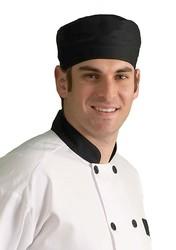 Chef Beanie w/ elastic - Blank