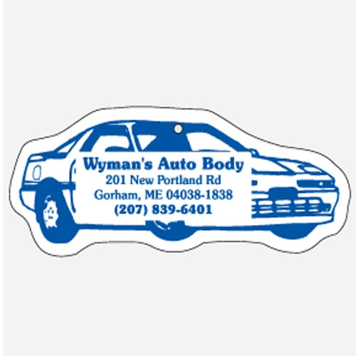 Air Fresheners - Screen Print or 4 Color Process(Oversized)