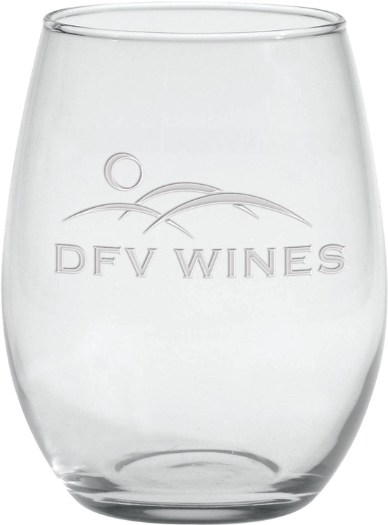 21 oz. Stemless White Wine Glass