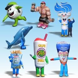 Custom Inflatable Costume