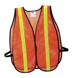 Port Authority - Mesh Safety Vest.