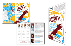 Bi-Fold Flyer Brochure - 8.5x11 - 4 pt. Gloss Text