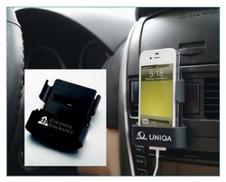 Auto Vent Holder for Cell Phones and Other Mobile Devices