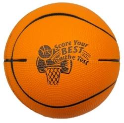 4 Foam Basketball-Full Color Direct