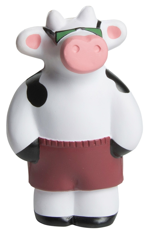 Cool Beach Cow Squeezies Stress Reliever