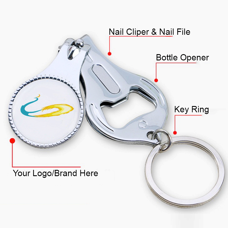 Multi-function Nail Clipper - DVL084 | Plan-It Promo