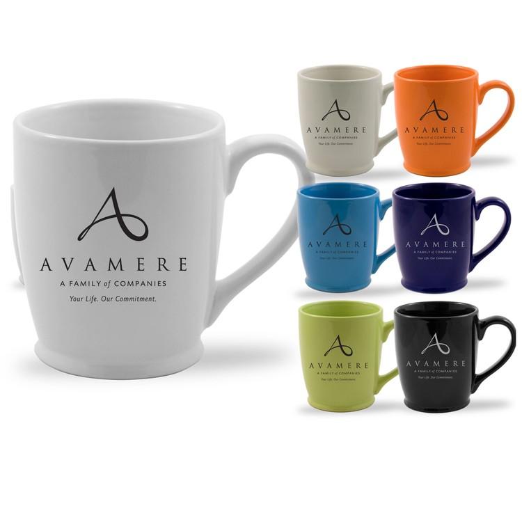 16 oz. Ceramic Kona Coffee Mug