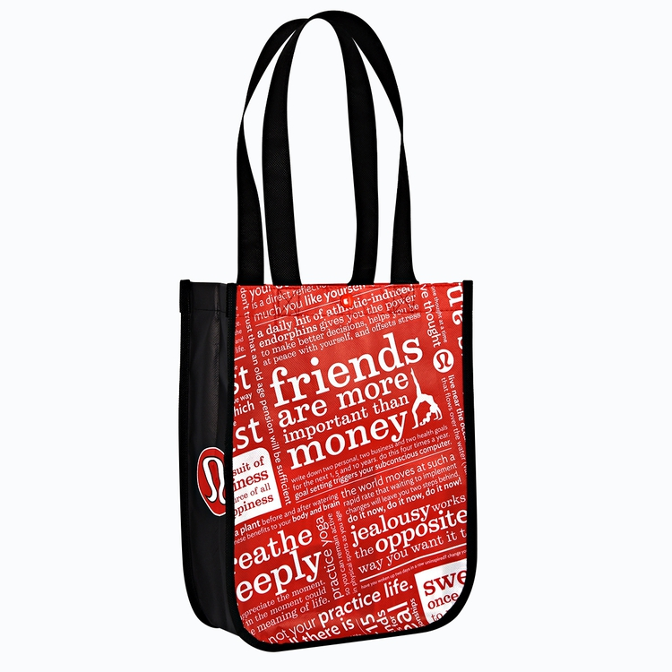 Full Color Custom Laminated Non-woven Bag