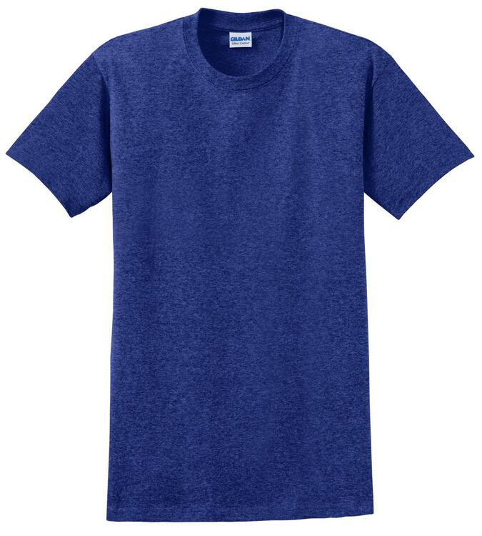 Gildan - Ultra Cotton 100% Cotton T-Shirt.