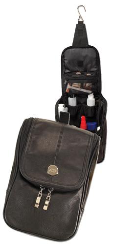 Leather Hanging Valet Case